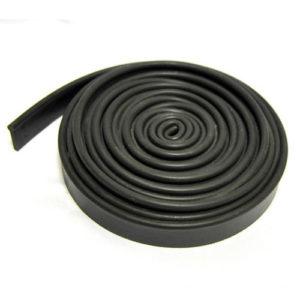GT 045 Резина чёрная - 3м.